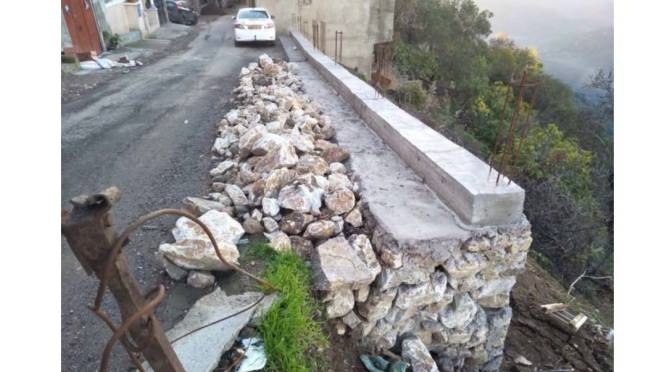 Faites un don pour la Sécurisation de la route du village Ighil Bougueni