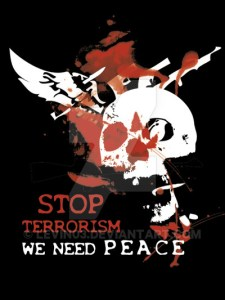 We must unite in denouncing terrorism, no matter who perpetrates it.
