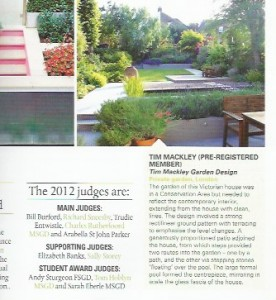 Click Here To View Garden Design Journal ...