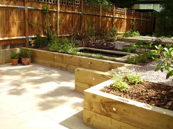 Garden Design 2 Levels