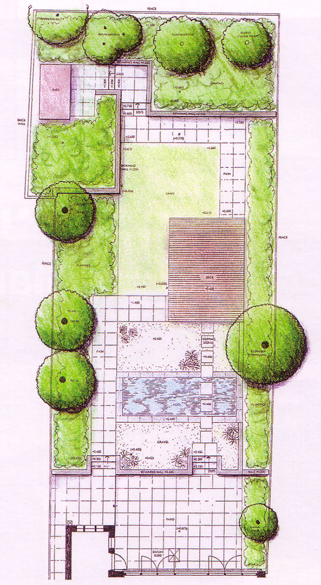 Recent Projects Family Garden Plan View Family Garden Plan View