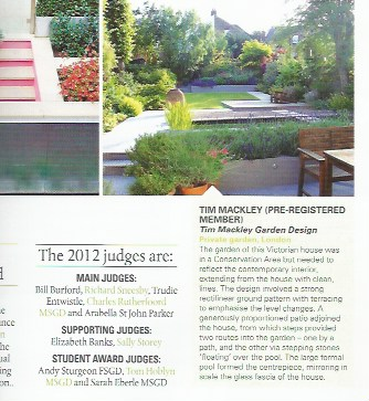 Tim Mackley Garden Design