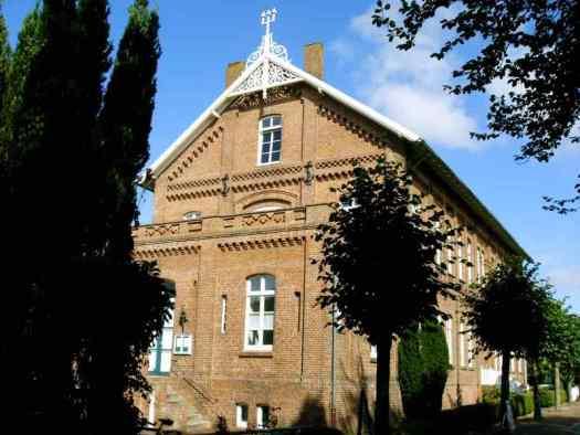 Alte Seefahrtschule Timmel