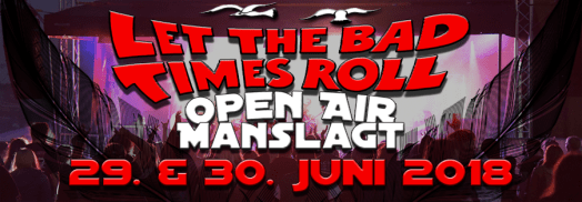 Open Air Festival Manslagt 2018