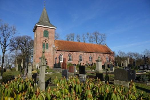 Die Kirche in Timmel