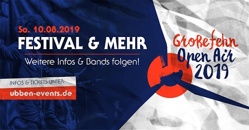 Festival: Großefehn Open Air 2019