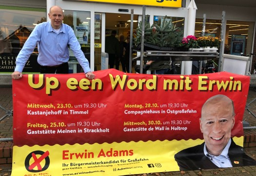 Up een Word mit Erwin