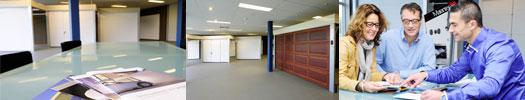 Timmerman Garage- en Industriedeuren