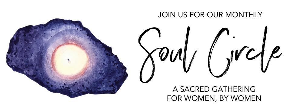 Soul Circle Edmonton St Albert Womens Group Reiki Crystal Healing Aromatherapy