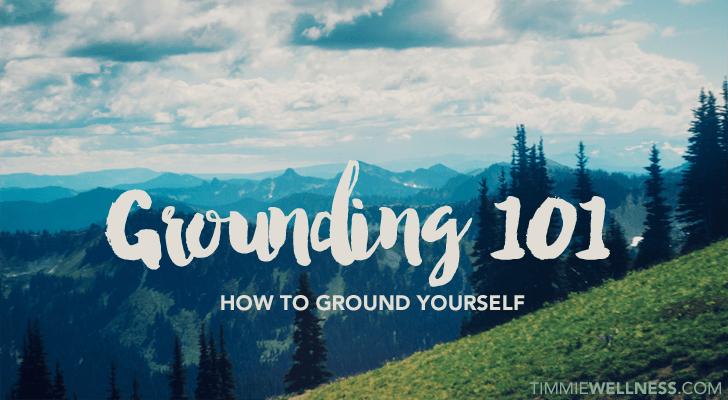 Grounding 101 How to Ground Yourself by Timmie Wanechko Policarpio Horvath Edmonton Reiki Training Crystal Healing Aromatherapy Essential Oils