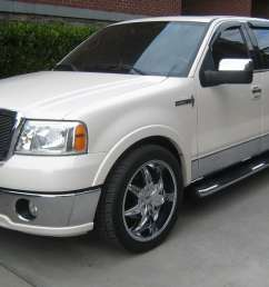 2007 lincoln mark lt 2x4 [ 1248 x 695 Pixel ]