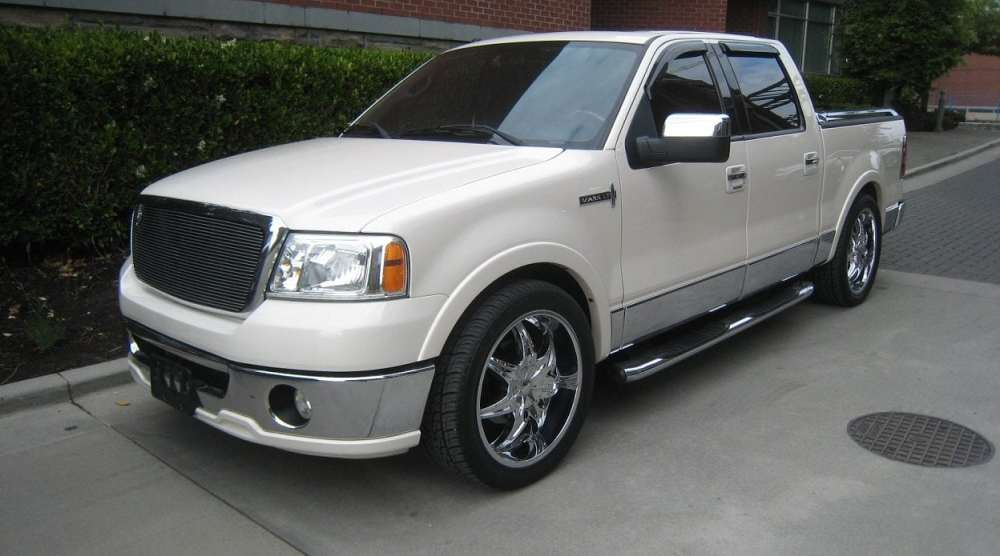 medium resolution of 2007 lincoln mark lt 2x4