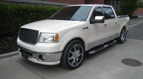 small resolution of 2007 lincoln mark lt 2x4