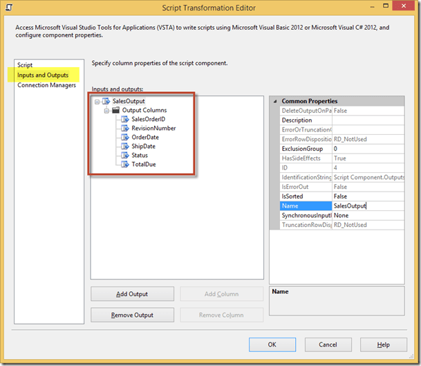 Using the SSIS Object Variable as a Data Flow Source - Tim