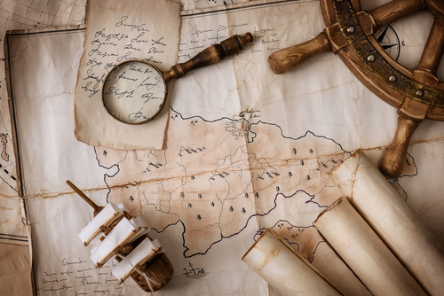 Learning is like a Treasure So Be a Pirate and Make a Map