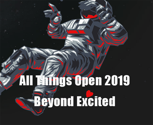 All Things Open 2019 Raleigh