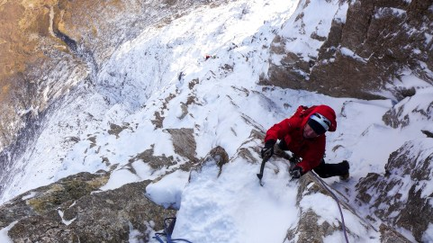 Mint conditions on N Buttress