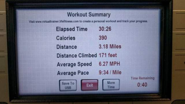 2nd 5K, Still Working On My Pace