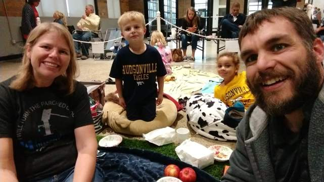 Family Movie Night At Terra Square