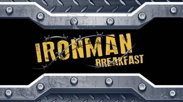 Ironman Breakfast: Finishing Strong – Tim Way