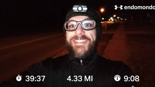 Running Miles For Wells And Worship