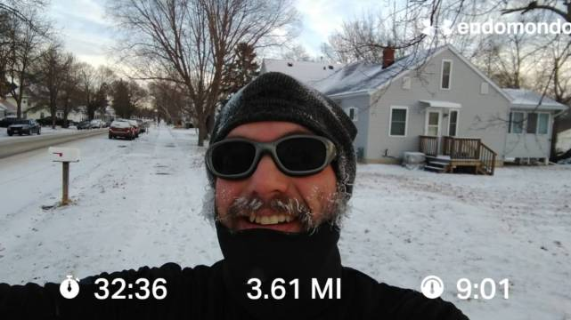 Another New Year…Of Running
