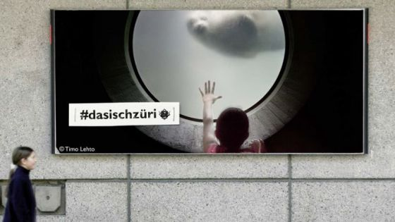 Hope in #dasischzüri photo© #dasischzüri