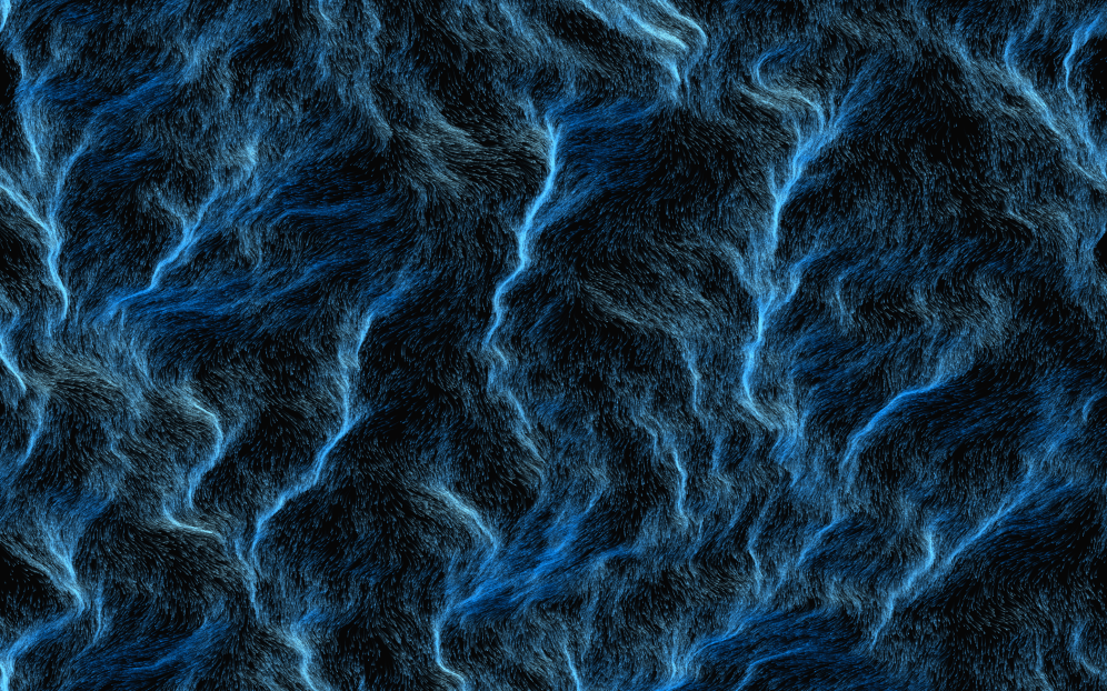 vectorfield particles