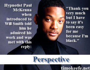 Will Smith On Perspective