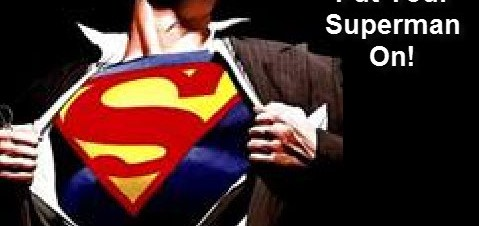 Get Your Superman on!