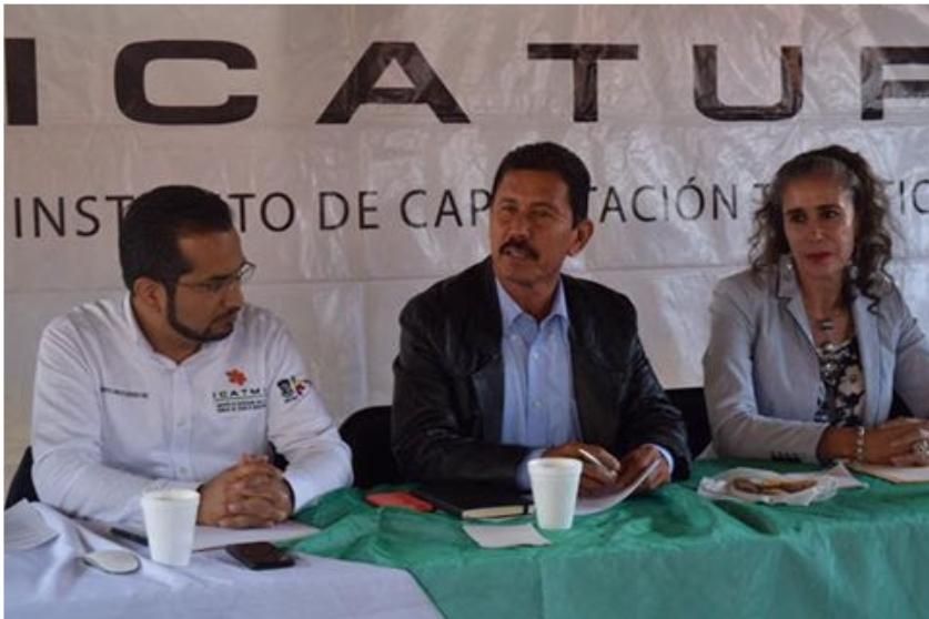 El Icatmi, con visión, misión y rumbo definido, destaca su director general