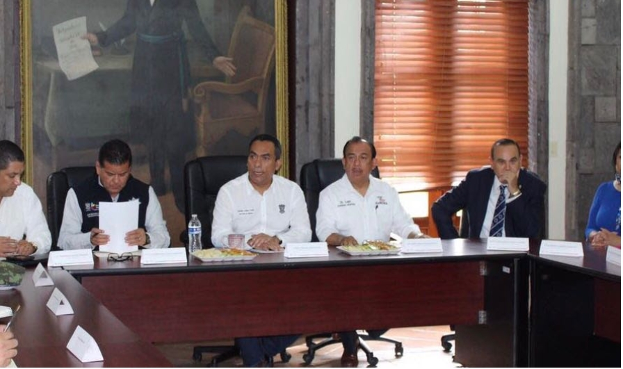 Gobierno evalúa de manera permanente acciones de seguridad: Adrián López