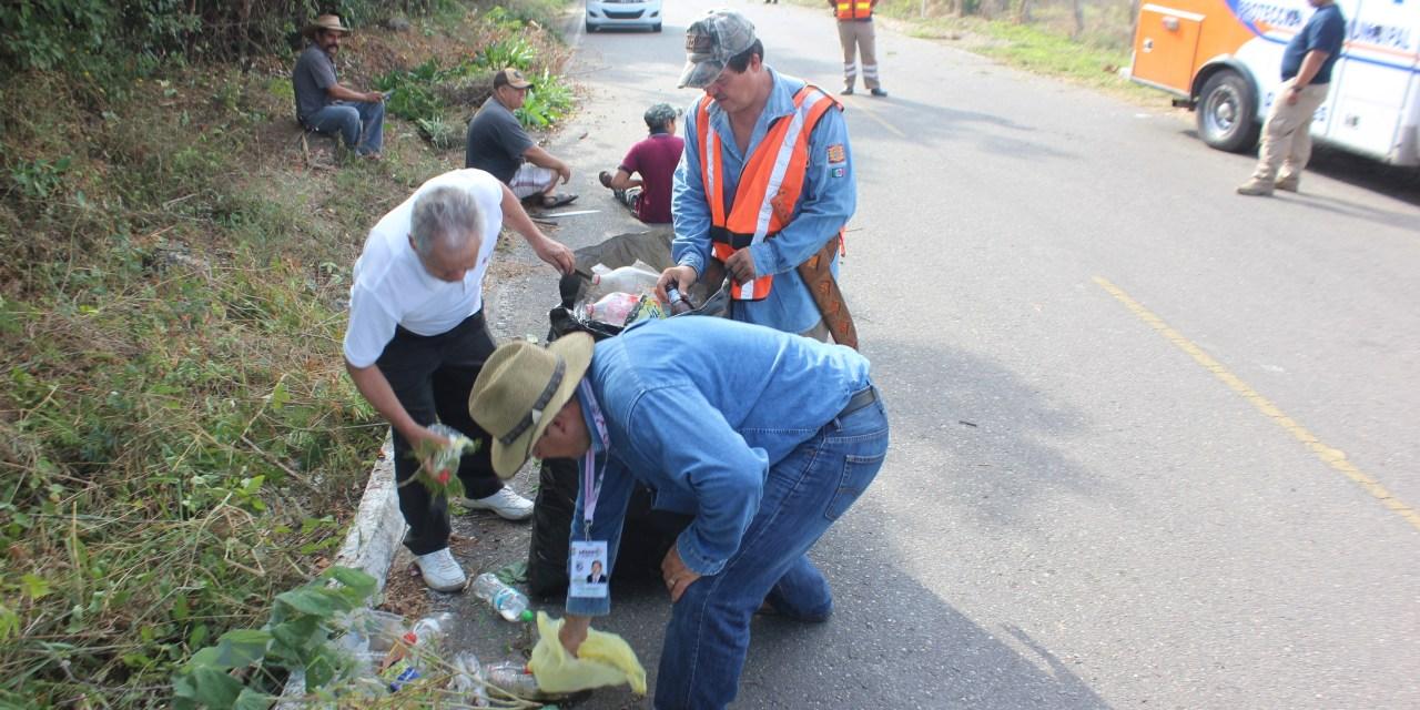 Bejuco en Movimiento realizara campaña de limpieza en la costa michoacana
