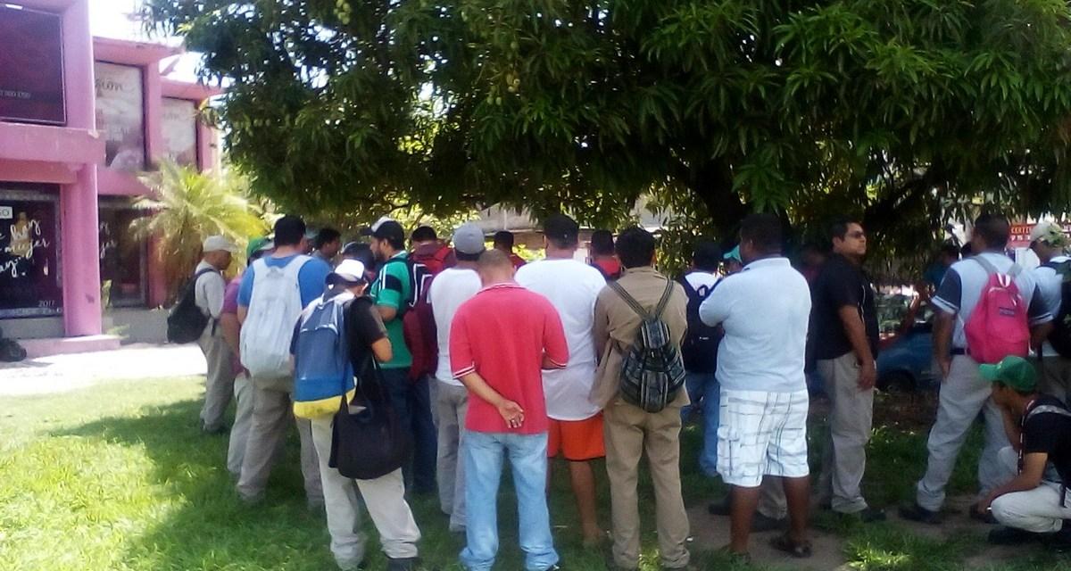 Consejo de Vigilancia del CEN SNTMMSSRM siembran terror a obreros de la 274