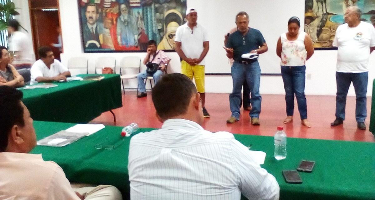 Playa Azul y la Obra de la discordia en Ayuntamiento