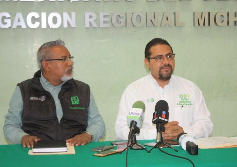 IMSS Prospera Michoacán, amplía su cobertura para llegar a más niños michoacanos