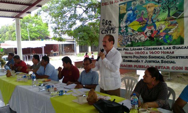 Concluye el V Curso Taller del Educador Popular Región CNTE Lázaro Cárdenas