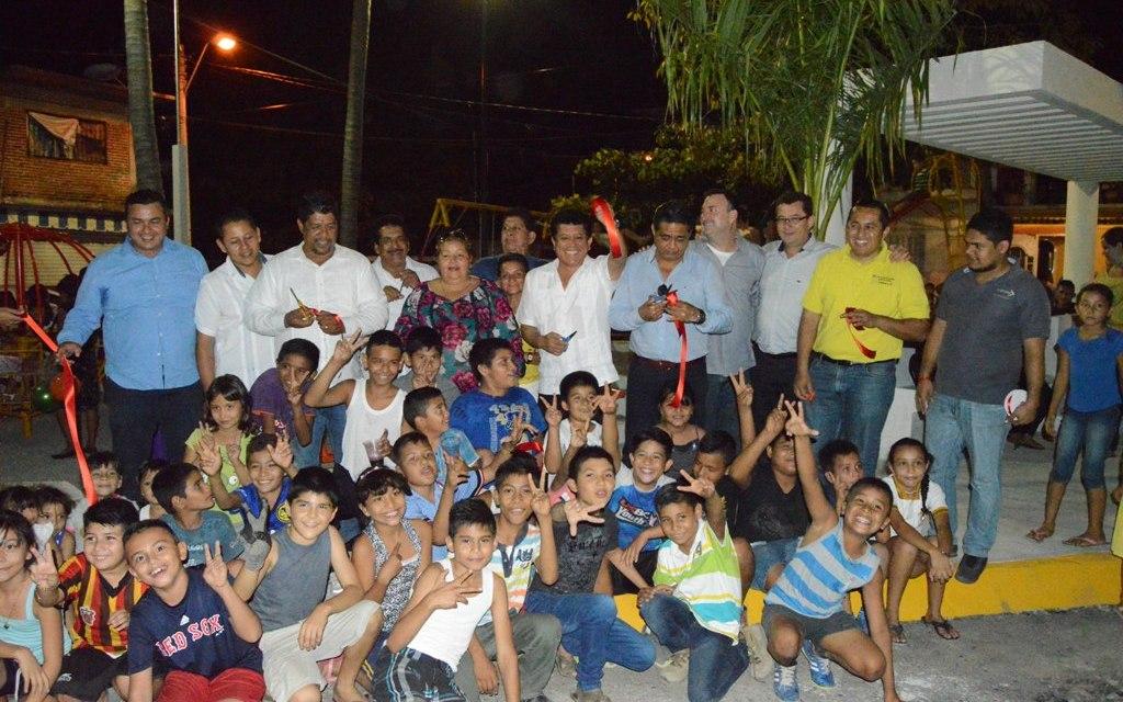 Vamos por más Espacios Públicos: Carrillo