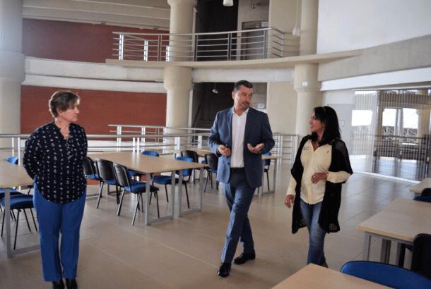 Dignificará IIFEEM Universidad de La Ciénega de Michoacán