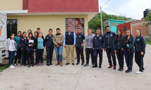 Destaca Telebachillerato Michoacán aumento de su matrícula