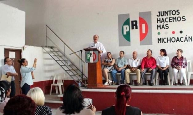 Necesita PRI de LC un dirigente de trabajo y unidad: DVB