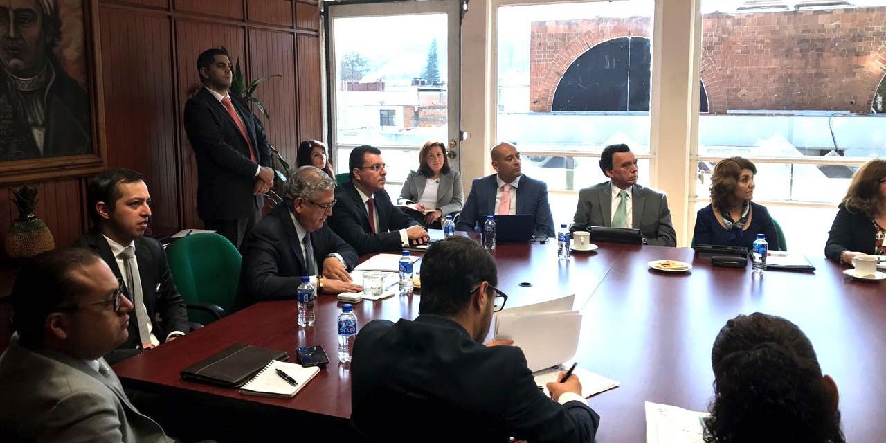 Michoacán avanza en el fortalecimiento de sus finanzas públicas