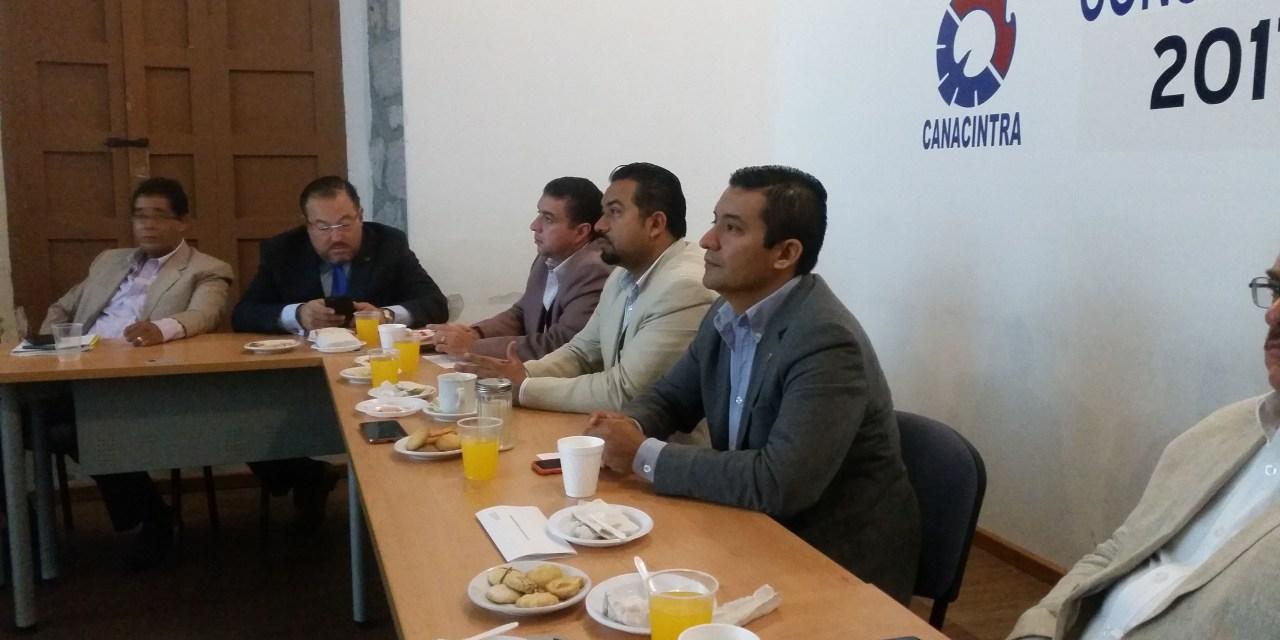 Sicdet y Canacintra activan agenda conjunta de trabajo