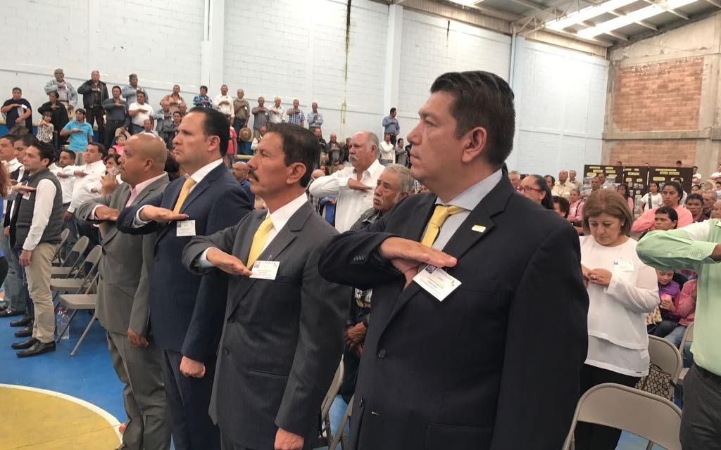 Gobierno del Estado ha invertido más de 30.5 mdp en Huaniqueo