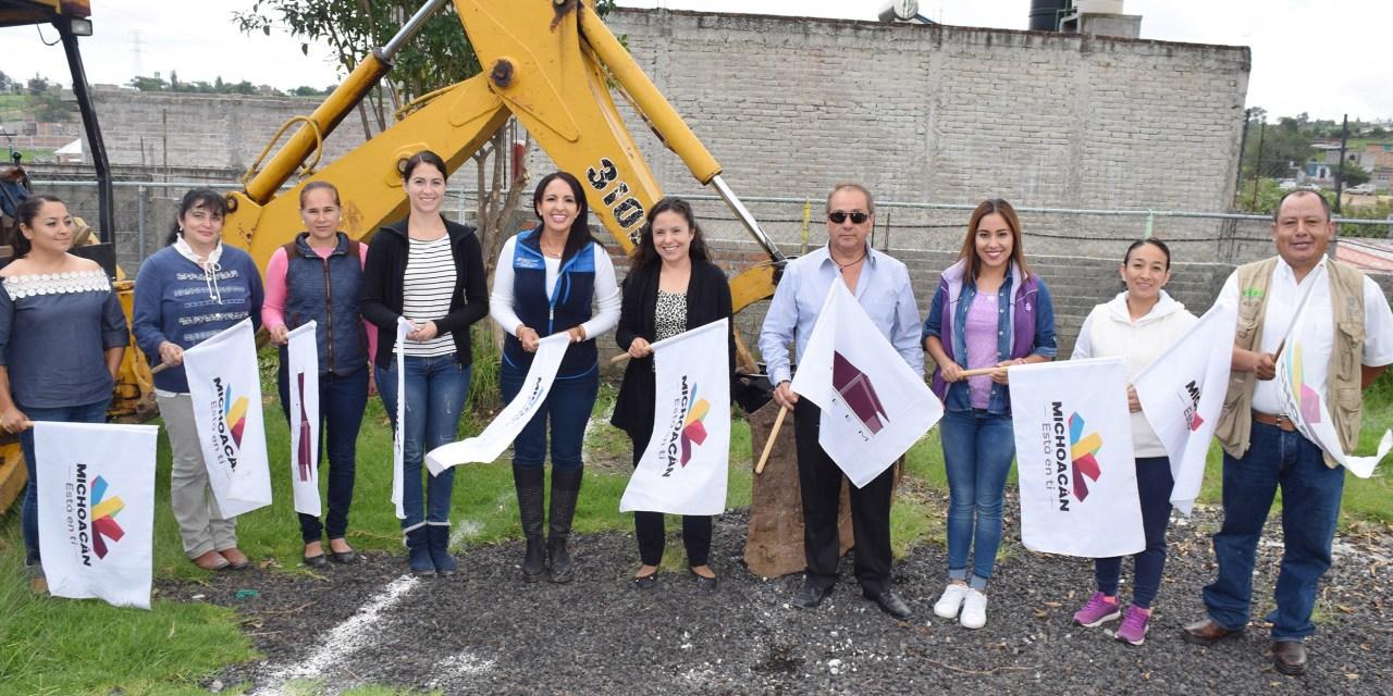 Dignifica IIFEEM Jardín de Niños en Morelia