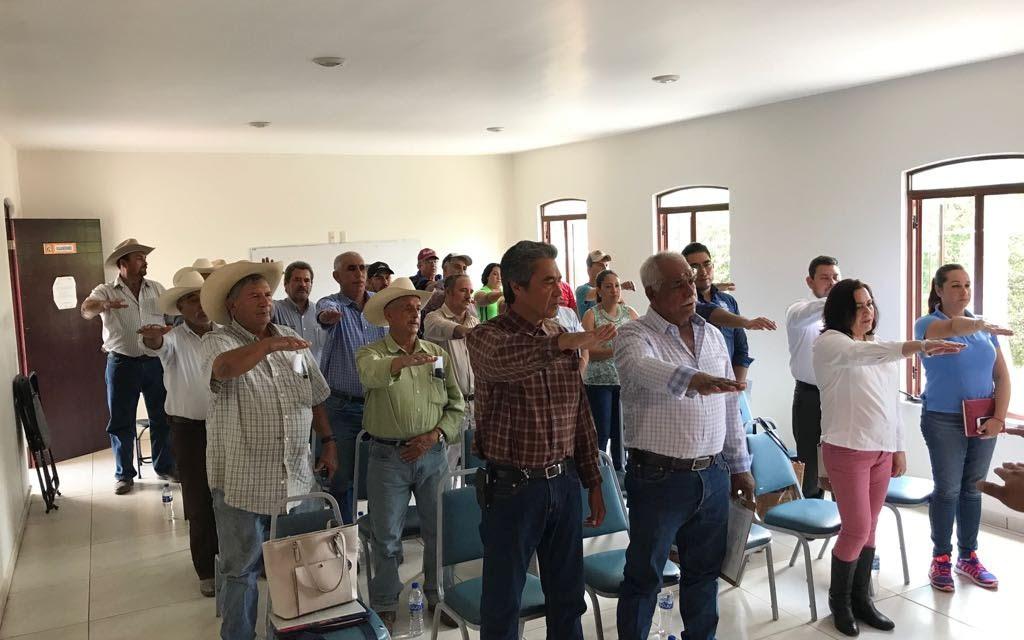 Instalan Consejo Ciudadano para el Desarrollo Integral del Municipio de Tanhuato