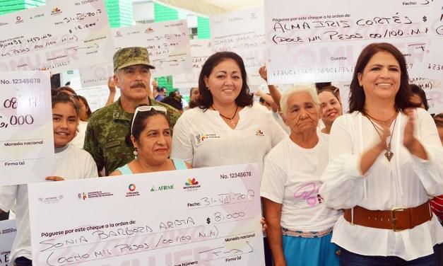 Propicia la transparencia y rendición de cuentas bienestar a la población: Silvia Estrada