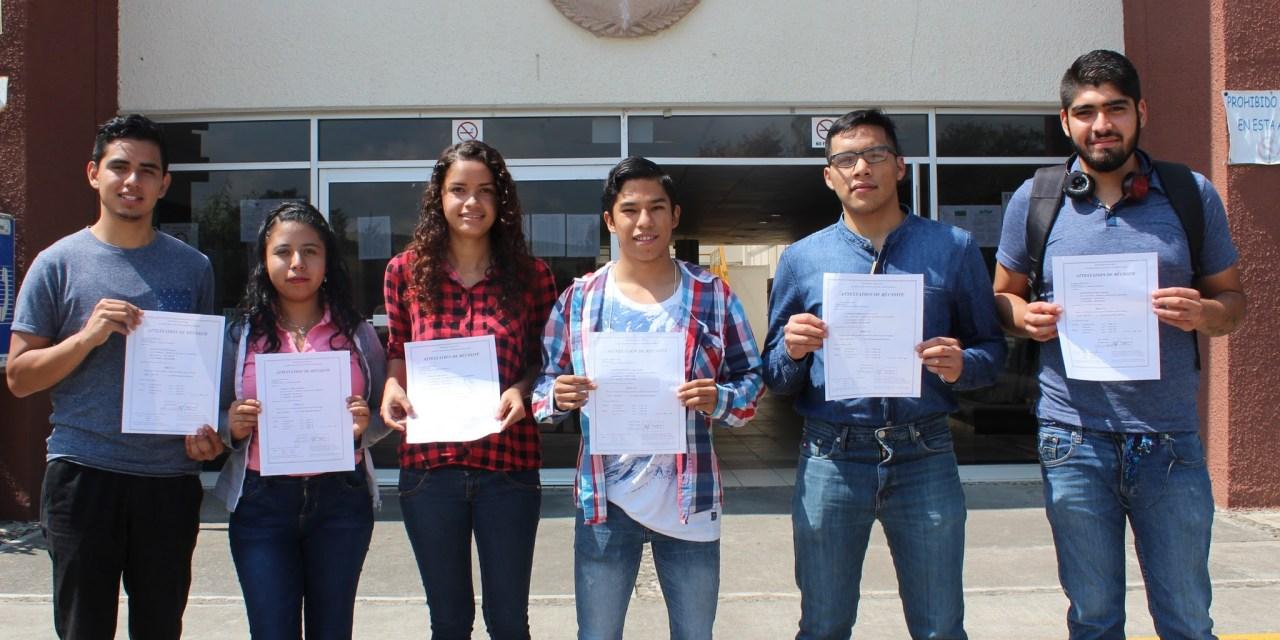 Estudiantes de la UTM obtienen Certificación Internacional en Francés