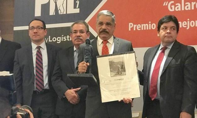 PUERTO LÁZARO CÁRDENAS ES GALARDONADO CON EL PREMIO NACIONAL DE LOGÍSTICA 2017