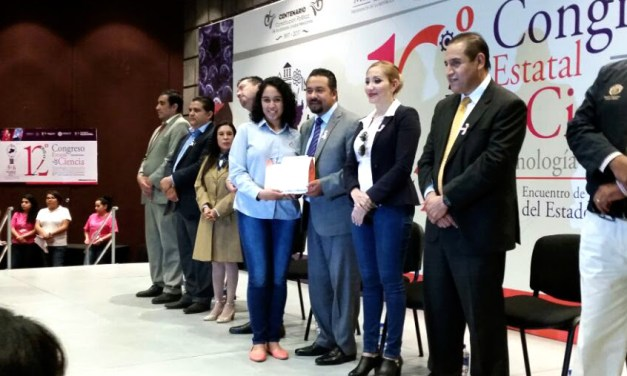 Respalda Gobierno del Estado a la juventud investigadora de Michoacán